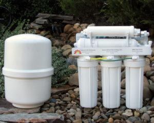 очистка воды из скважины на даче